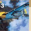 5555 самолёт Messerschmitt Bf110D-3 (1:48)
