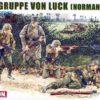 6155 фигуры Kampfgruppe von Luck (Normandy 1944) (1:35)