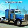 602425 автомобиль Петербилт 378 (1:24)