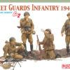 6376 фигуры Soviet Guards Infantry 1944-45 (1:35)