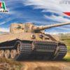 307214 танк Немецкий танк ТИГР (1:72)