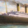 170068 лайнер «Титаник» (1:700)