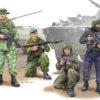 00437 солдаты Russian Special Operation Force (1:35)