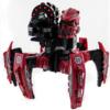 Радиоуправляемый робот-паук Space Warrior с пульками и лазерным прицелом 2.4G — KY9006-1