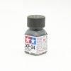 XF-24 DARK GREY FLAT, ENAMEL PAINT 10 ML. (ТЁМНО-CЕРЫЙ МАТОВЫЙ) TAMIYA