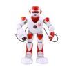 Радиоуправляемый робот Зет Альфа, ракеты, свет, звук