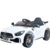 Детский электромобиль Mercedes-Benz GTR AMG 12V — BBH-0005-WHITE