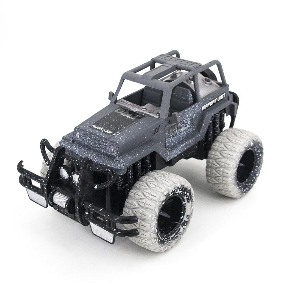 Радиоуправляемый серый внедорожник YED MUD SUV 1:16