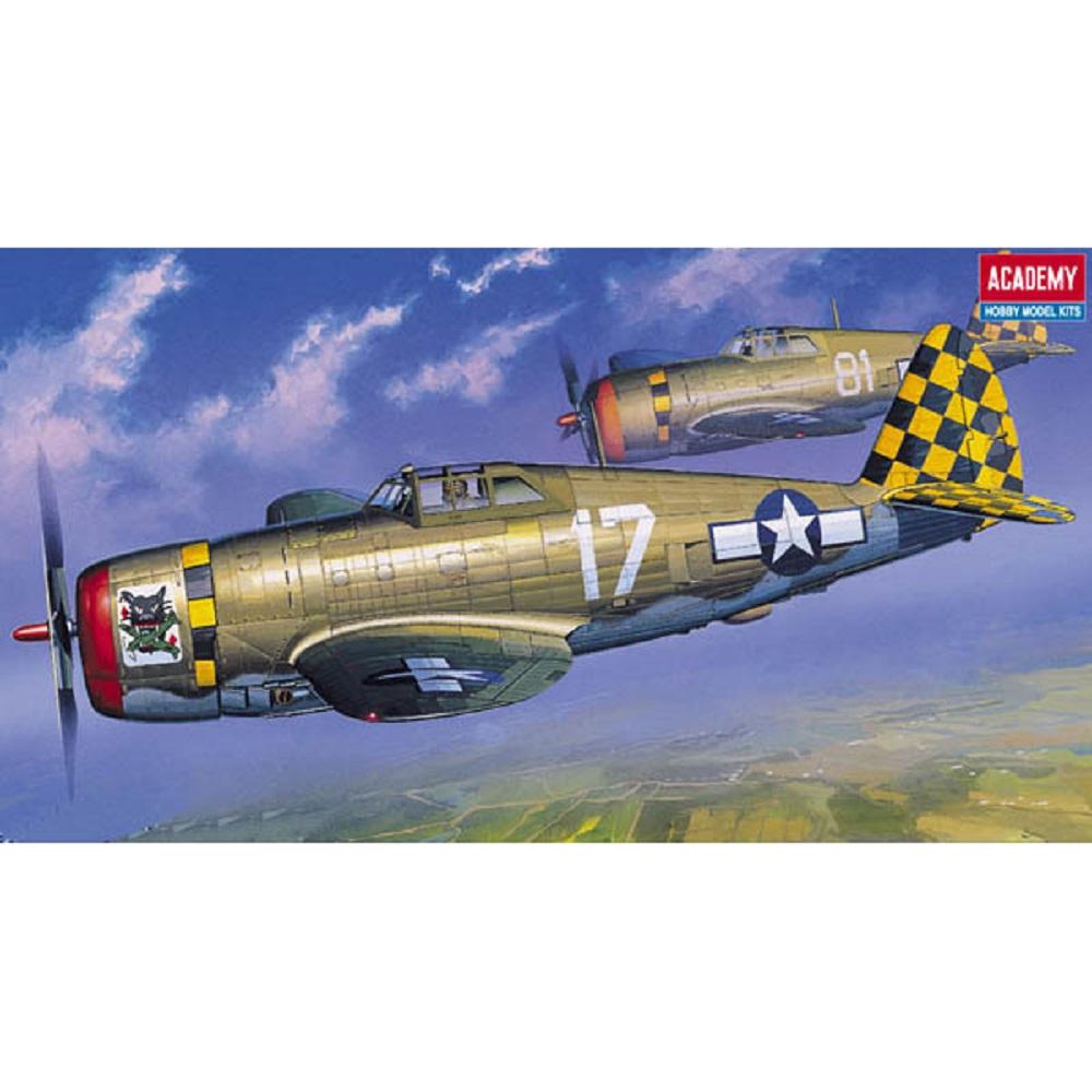 самолёт P-47D Thunderbolt Razor (1:72)