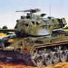 танк M47 ПАТТОН (1:35)