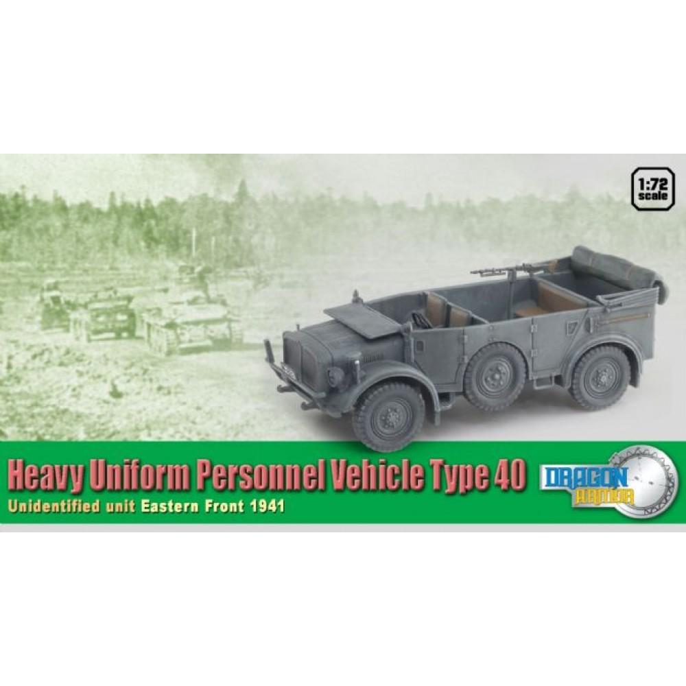 Heavy Uniform Personnel Vehicle Type 40