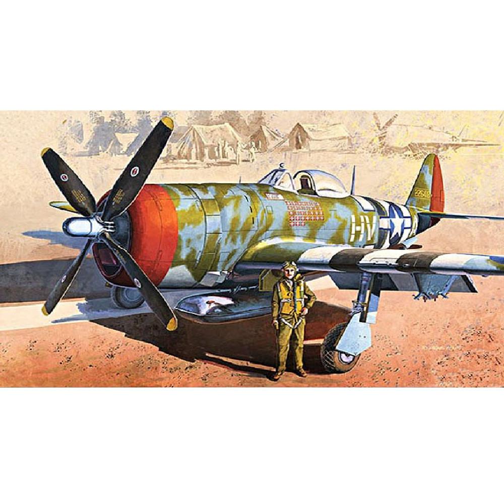 """самолет P-47D """"Габрески"""" (1:48)"""