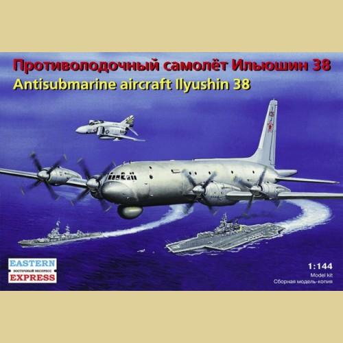 1/144 Противолодочный самолет Ил-38