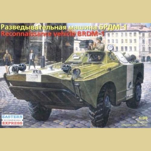 1/35 БРДМ-1 Разведывательная машина