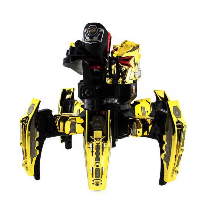 Радиоуправляемый боевой робот-паук Keye Toys Space Warrior