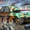 танк Е-100 сверхтяжелый (1:35)