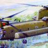 """вертолет СН-47А """"Чинук"""" (1:72)"""