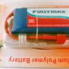 Аккумулятор LiPo Fullymax 14.8V 2200мАч 30C