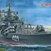 """эсминец """"Гремящий """" (300 мм) с микроэлектродвигателем"""