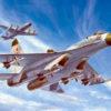 самолёт Су-27 ранний (1:72)
