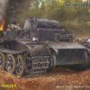 Немецкий танк T-I F (1:35)
