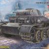 Немецкий танк T-II J (1:35)