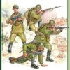 Пехота красной армии (набор № 2)