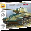 Советский средний танк Т-34/76 (мод. 1943 г.)