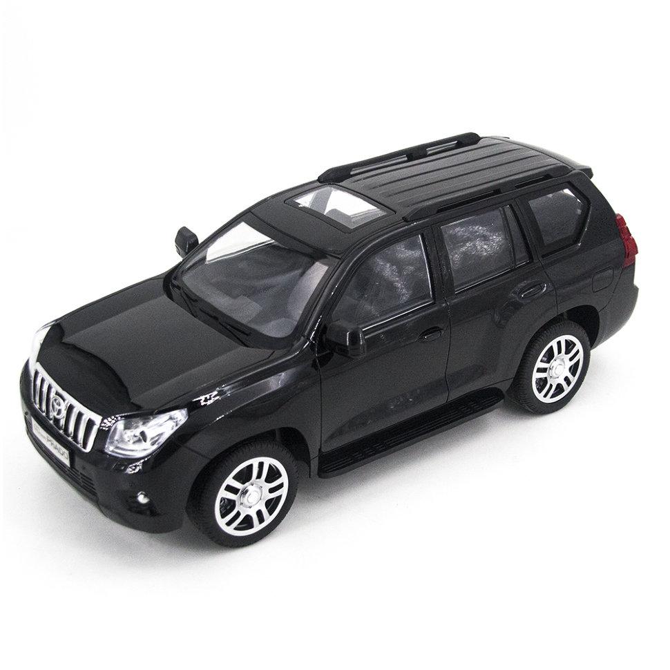 Радиоуправляемый джип Toyota Land Cruiser Prado Black 1:12