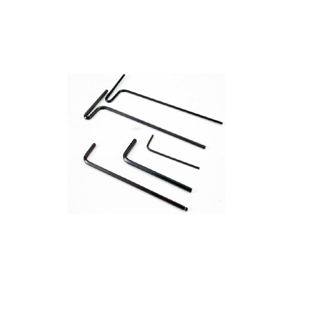 Набор шестигранных ключей Hex wrenches
