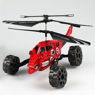 Радиоуправляемая машинка-вертолет Happy Cow