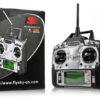 6-ch аппаратура управления авиамоделями FlySky T6 2.4Ghz AFHDS и приёмником FlySky R6C 2.4Ghz
