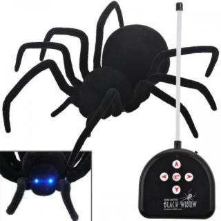 Радиоуправляемый робот-паук Cute Sunlight Black Widow