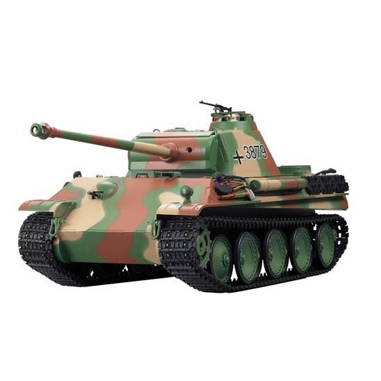 "Радиоуправляемый танк Heng Long Panther ""Пантера"" type G 2.4GHz 1:16"