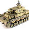 Радиоуправляемый танк Taigen Dak PZ.Kpfw. IV Ausf. F-1 HC 2.4GHz 1:16