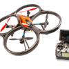 Квадрокоптер с камерой WLTOYS V393A Brushless FPV