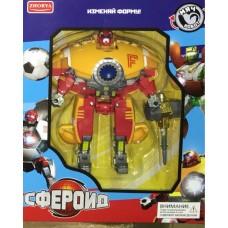 Робот-трансформер «Cферойд» — Робот-мяч  ZYB-B1580-2
