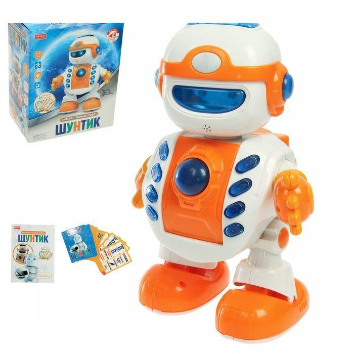 Интерактивный умный робот ШУНТИК ZYI-I0006