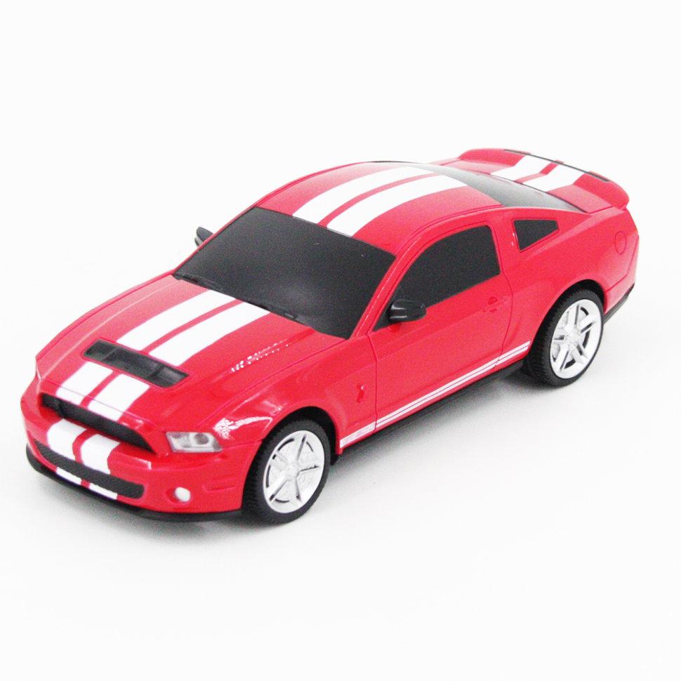 Радиоуправляемая машина Ford Mustang Red 1:24