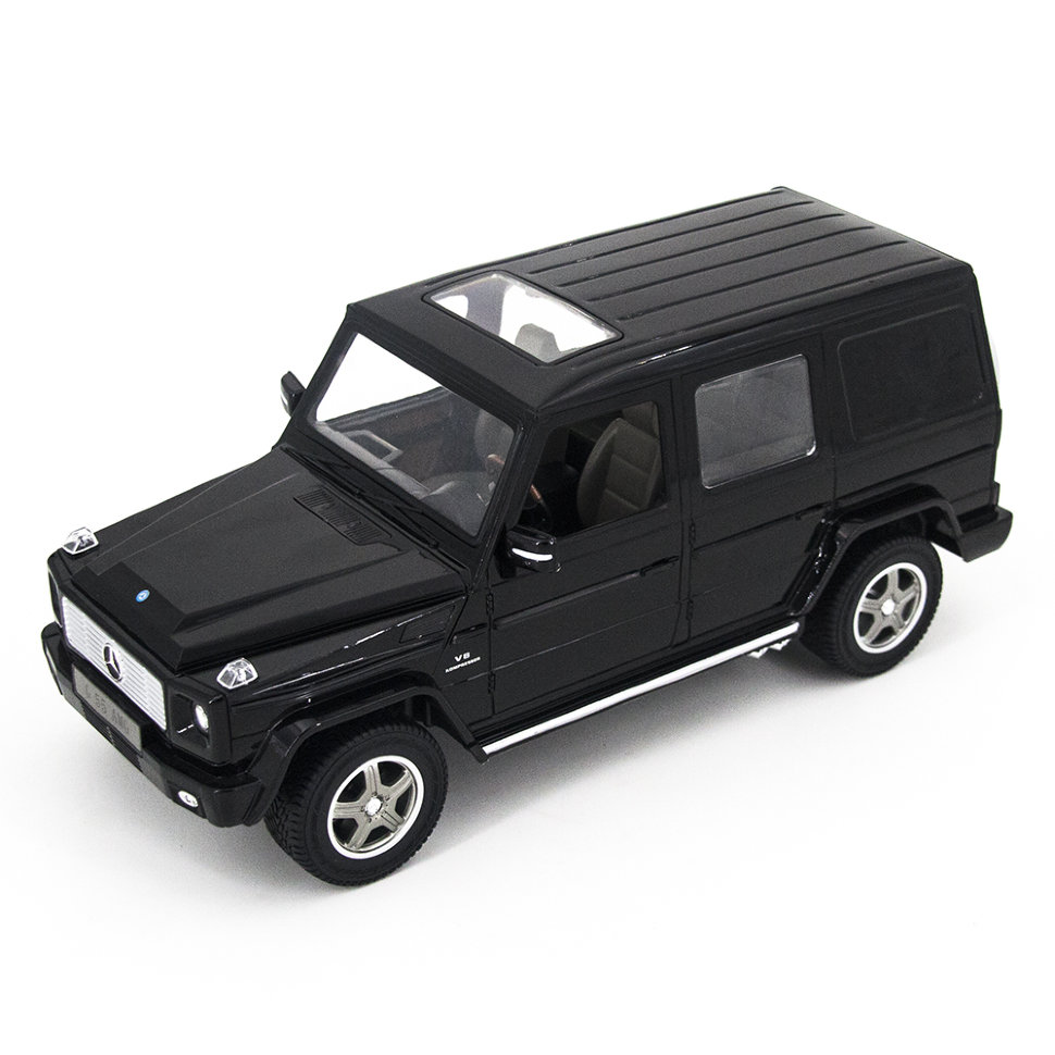 Радиоуправляемая машина Rastar Mercedes Black G55 AMG 1:14
