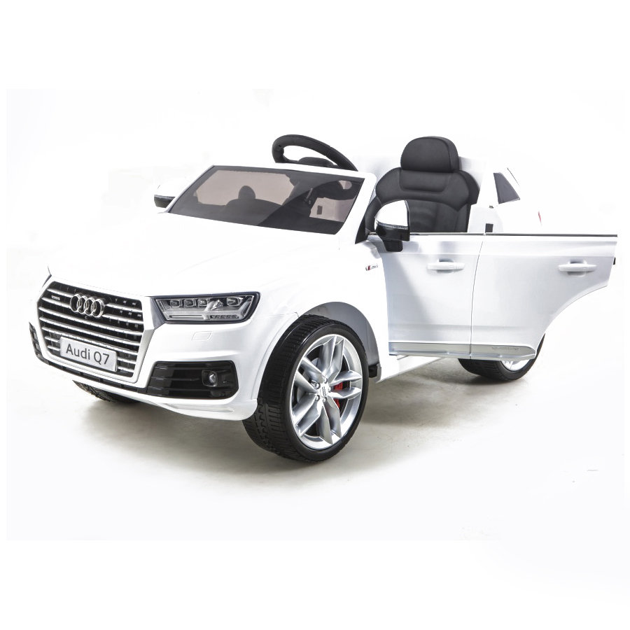 Детский электромобиль Audi Q7 LUXURY 2.4G-Withe
