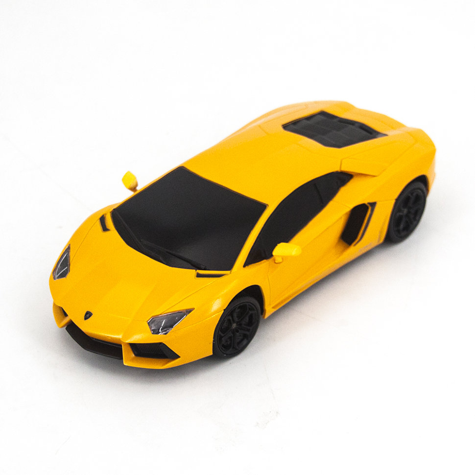 Радиоуправляемая машина MZ Lamborghini Aventodor Yellow 1:24