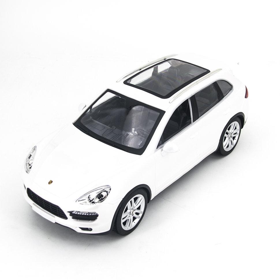 Радиоуправляемая машина MZ Porsche Cayenne White 1:14