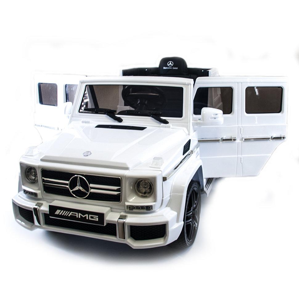 Детский электромобиль Mercedes Benz G63 LUXURY 2.4G –  HL168