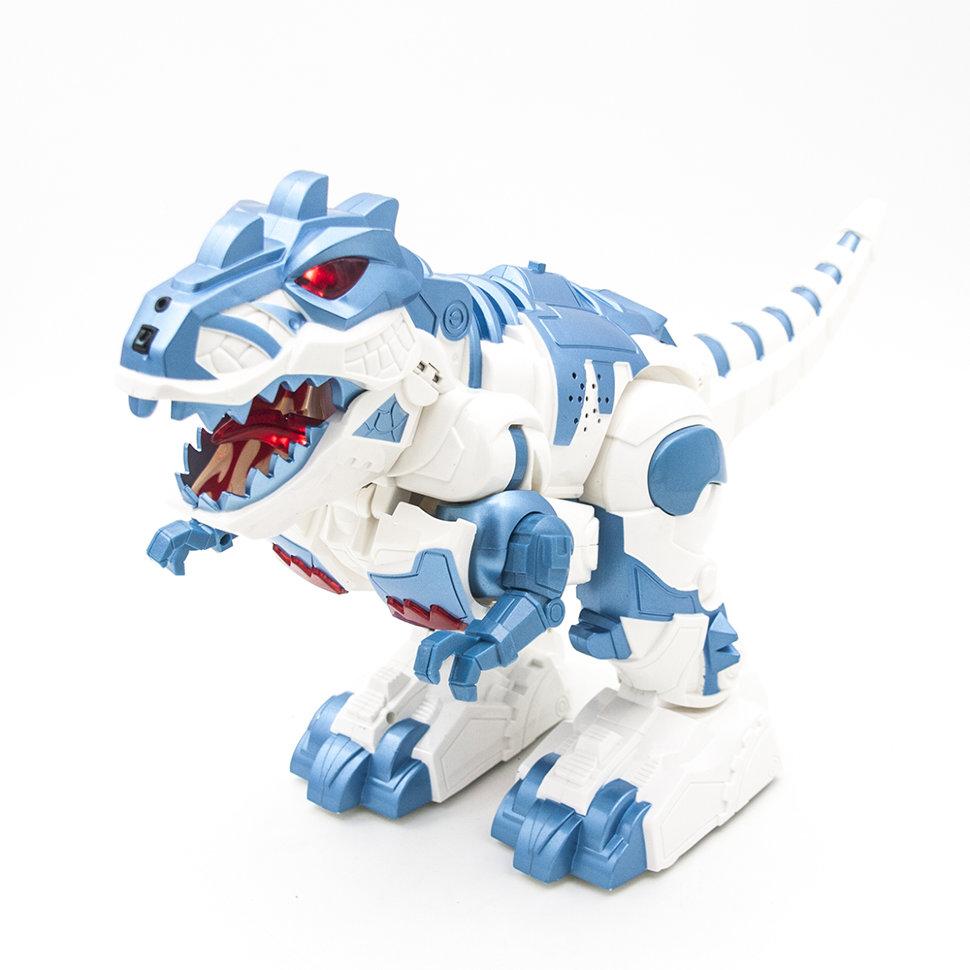 Радиоуправляемый робот трансформер 2 в 1 (робот и динозавр) – DT-6028