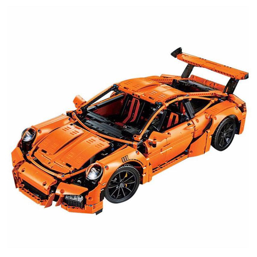 Конструктор Lepin Technics Porsche 911 GT3 RS (аналог Lego 42056) – LN-20001