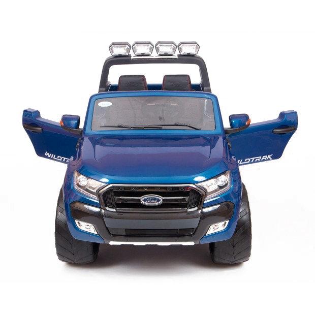 Детский электромобиль Dake Ford Ranger Blue 4WD MP4 – DK-F650-BL