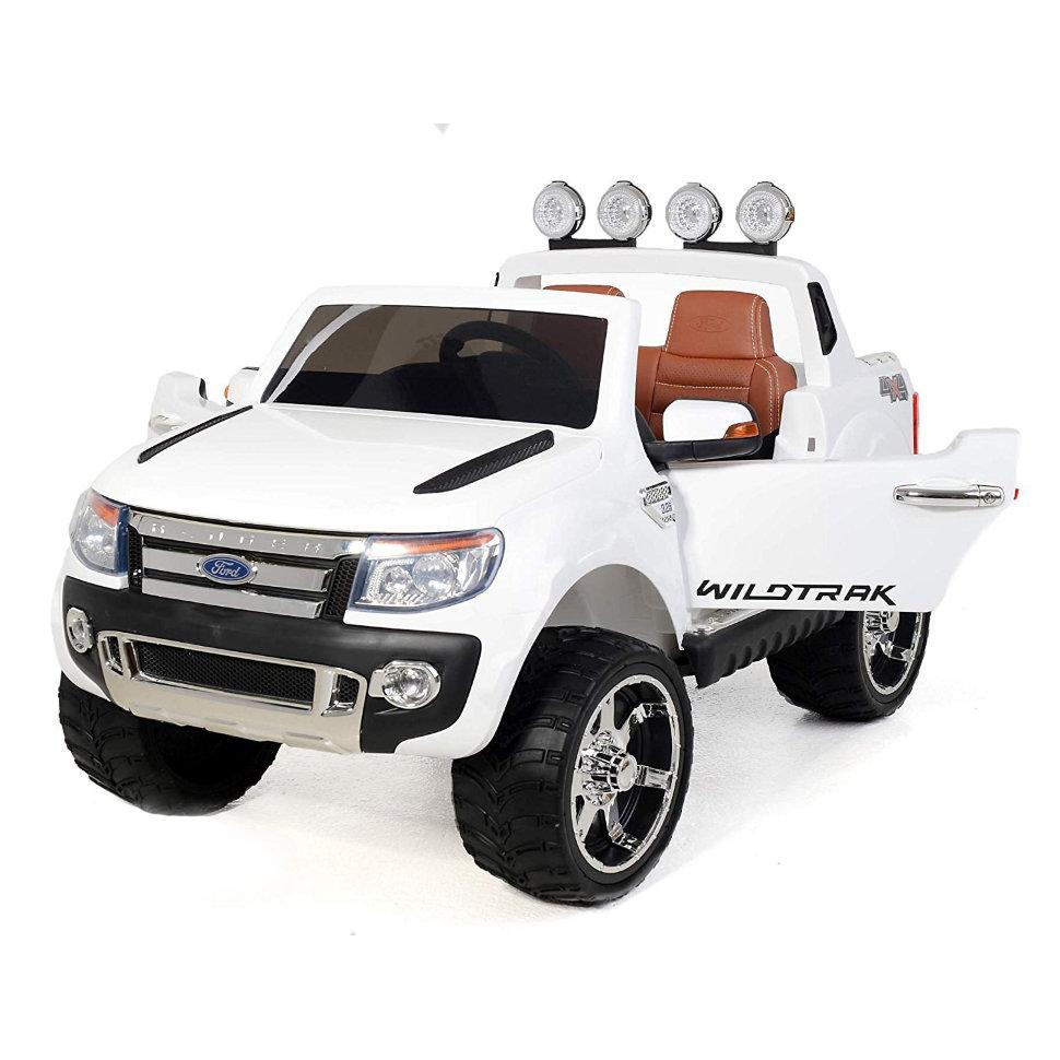 Детский электромобиль Dake Ford Ranger White – DK-F150-W