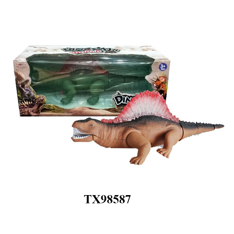 Интерактивный динозавр  JIA QI – TT346