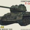 303507 танк Т-34-85 (1:35)